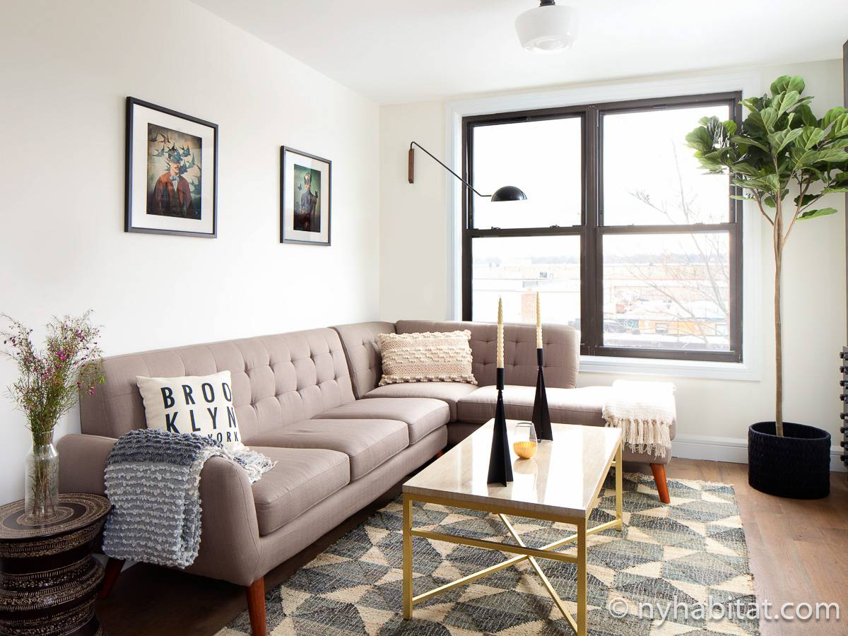 New York - 4 Bedroom roommate share apartment - Apartment reference NY-18015