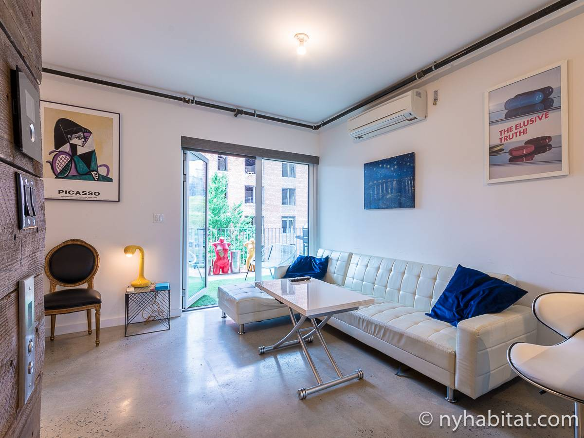 New York - 1 Bedroom apartment - Apartment reference NY-18016