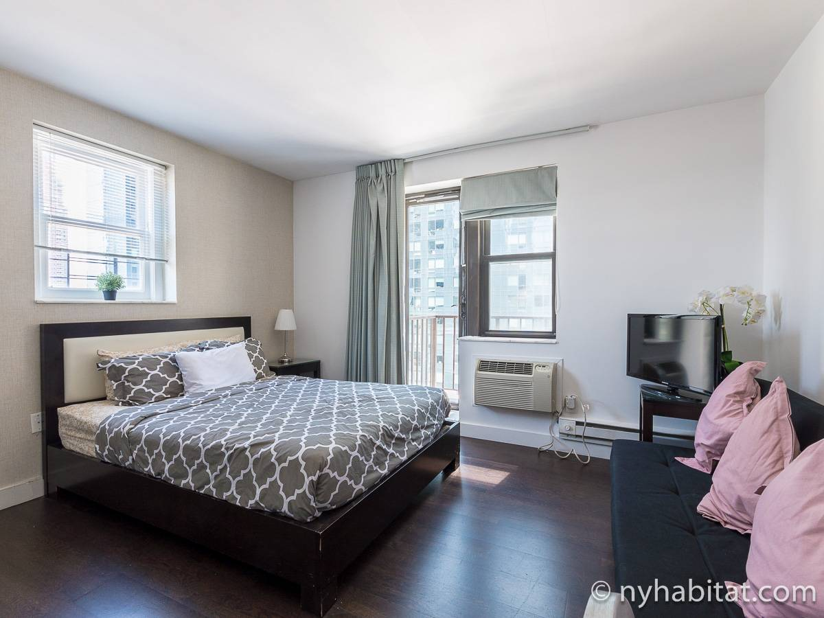 New York - Studio T1 logement location appartement - Appartement référence NY-18021