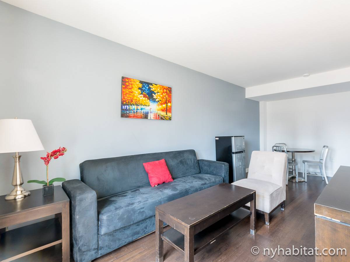 New York - 1 Bedroom apartment - Apartment reference NY-18022