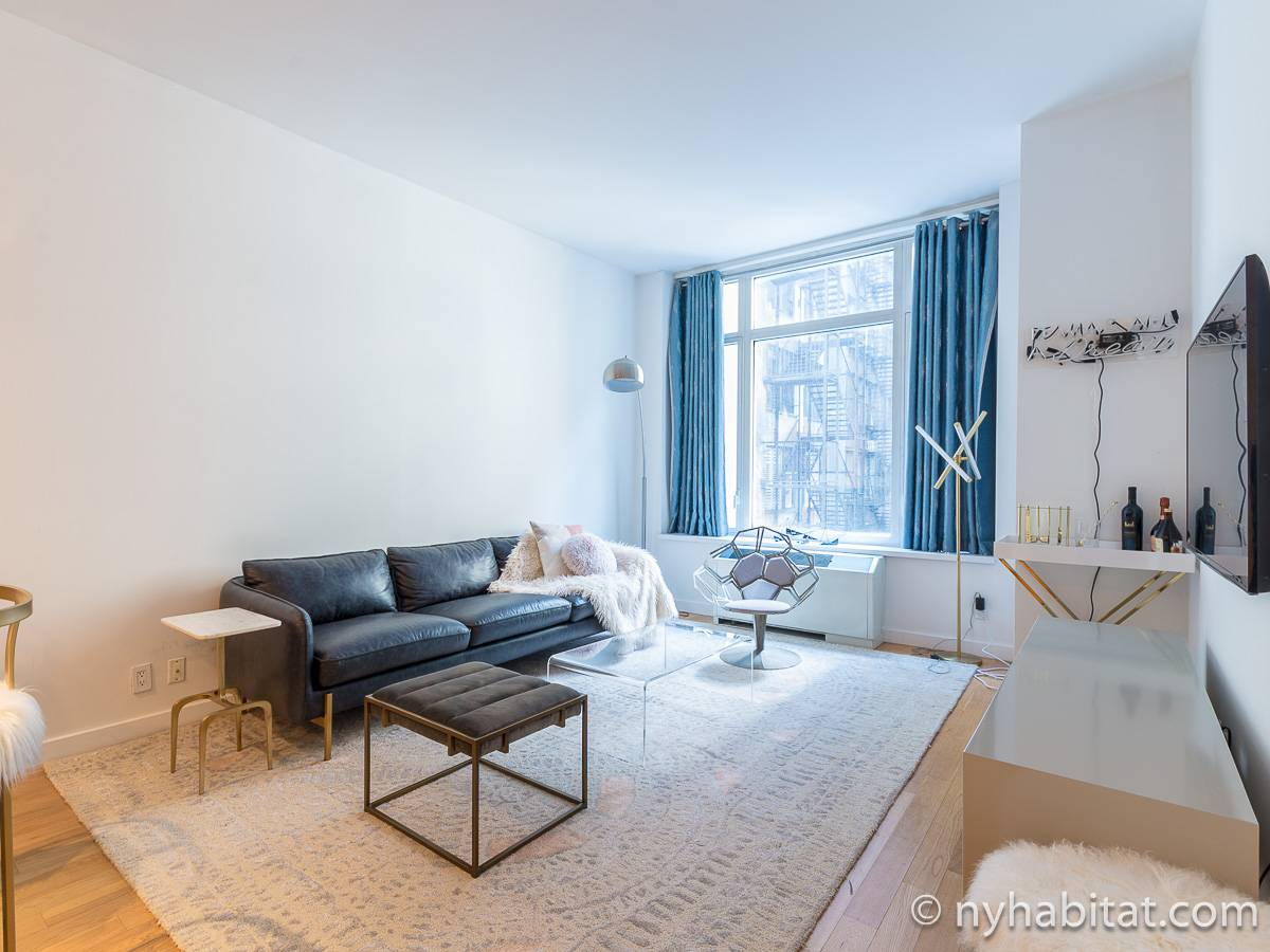 New York - 1 Bedroom apartment - Apartment reference NY-18024