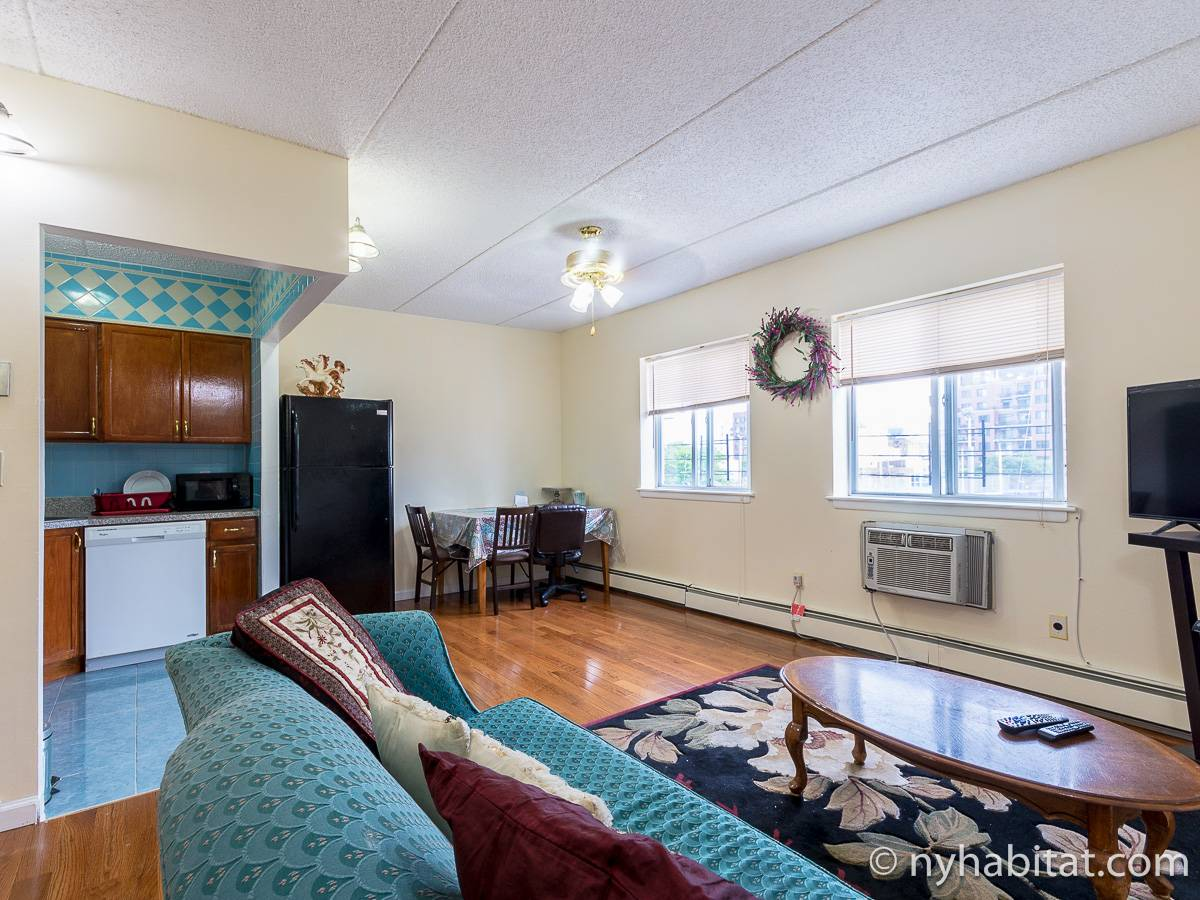 New York - 2 Bedroom apartment - Apartment reference NY-18029