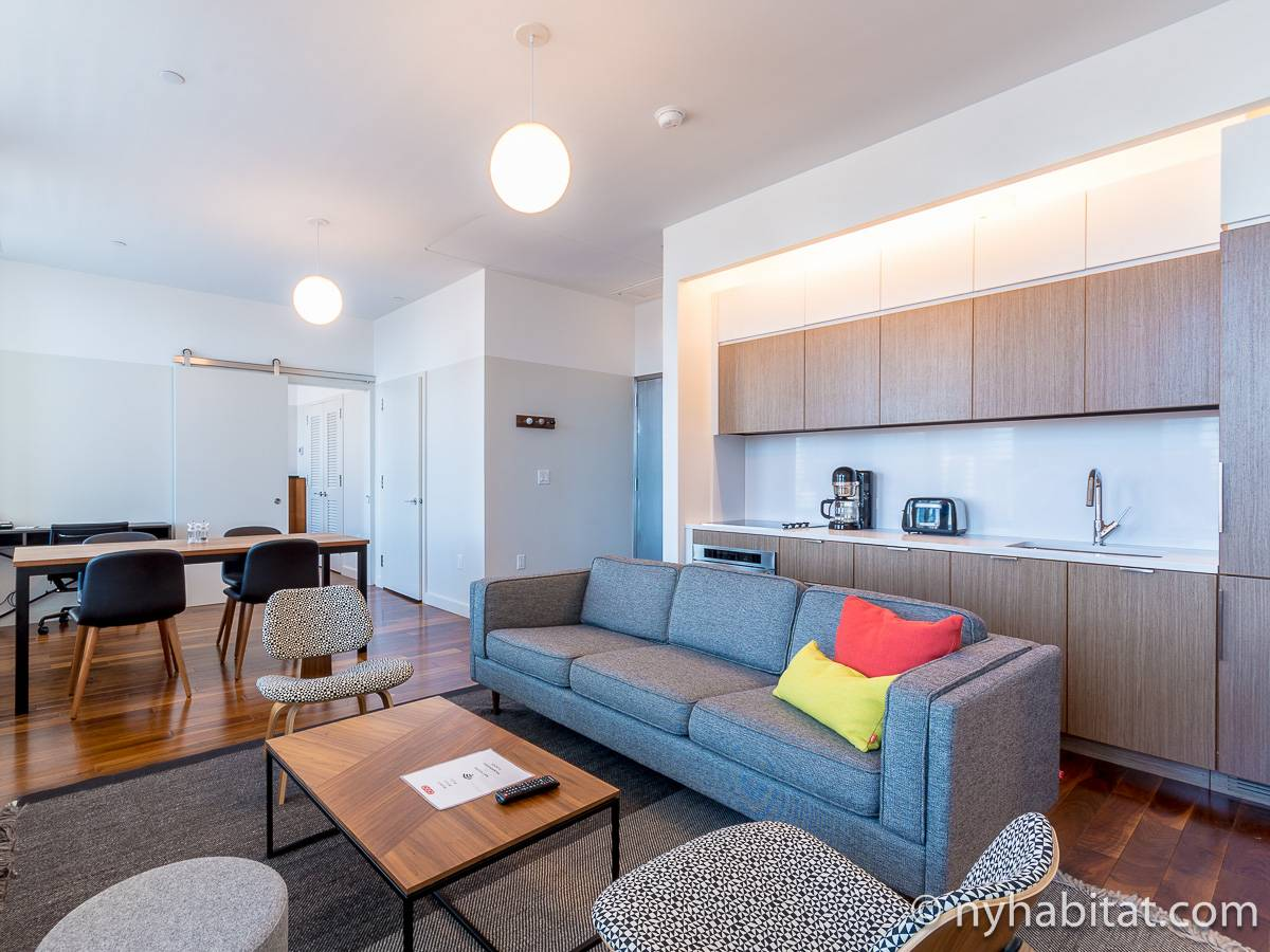 New York - 2 Bedroom apartment - Apartment reference NY-18032