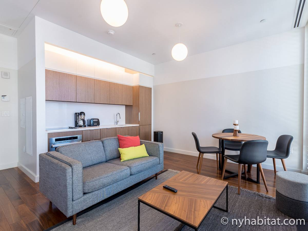 New York - 1 Bedroom apartment - Apartment reference NY-18033