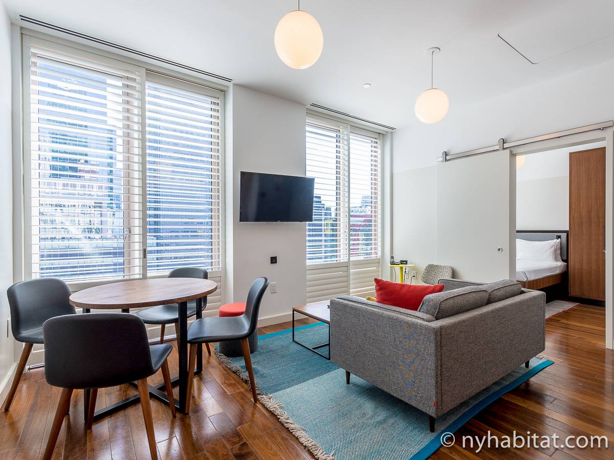 New York - 2 Bedroom apartment - Apartment reference NY-18034