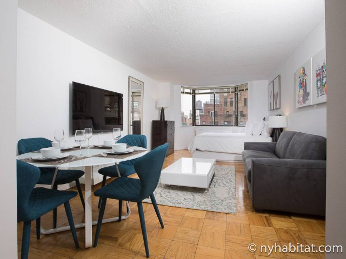 New York - Studio apartment - Apartment reference NY-18035