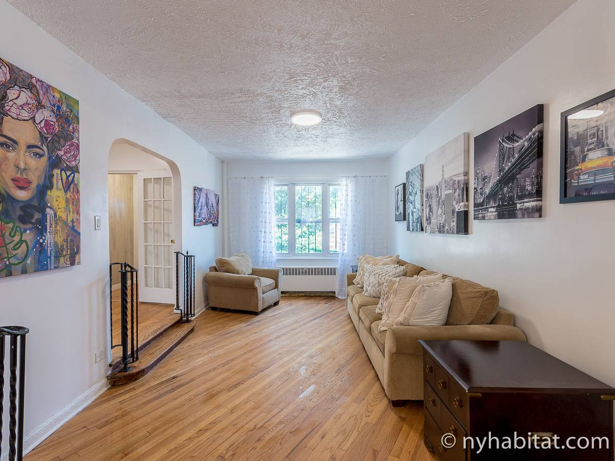 New York - 3 Bedroom roommate share apartment - Apartment reference NY-18039