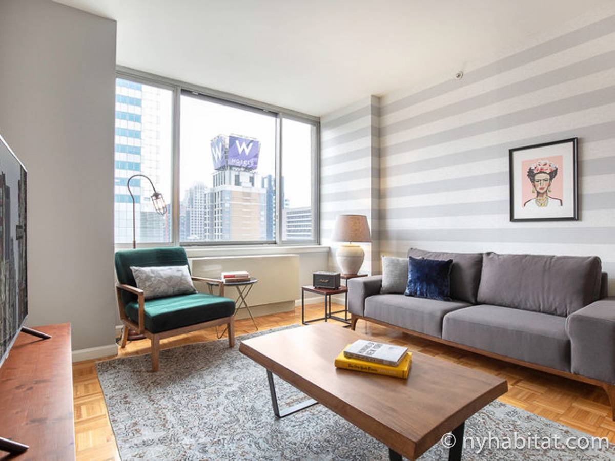 New York - 2 Bedroom apartment - Apartment reference NY-18043