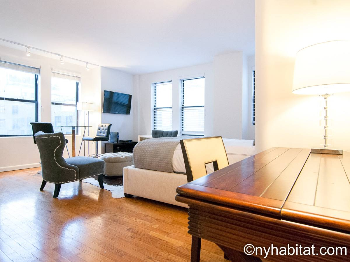 New York - Studio T1 logement location appartement - Appartement référence NY-18051