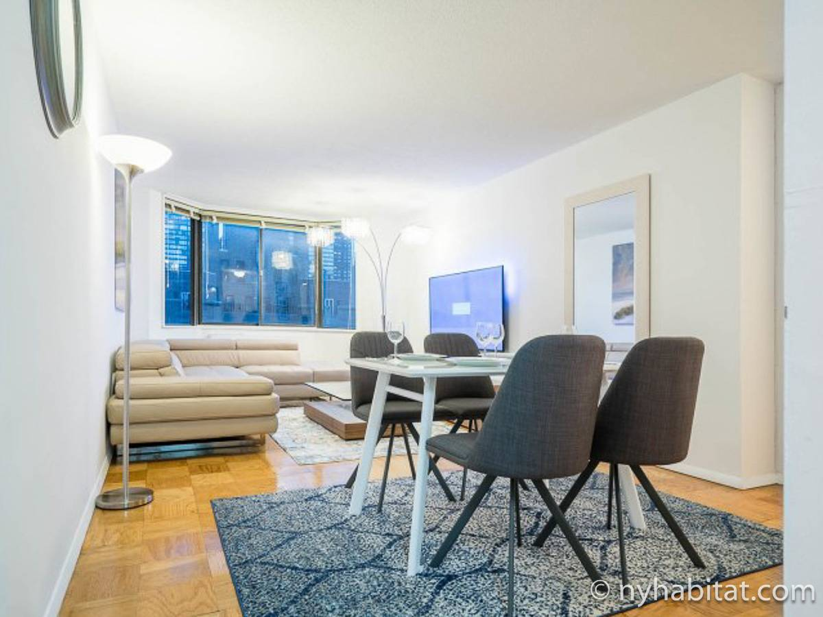 New York - 1 Bedroom apartment - Apartment reference NY-18052