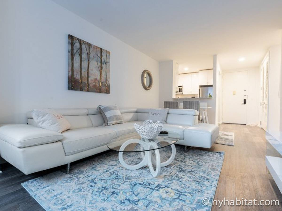 New York - 1 Bedroom apartment - Apartment reference NY-18054