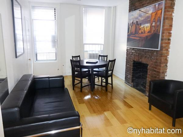 New York - Alcove Studio apartment - Apartment reference NY-18058