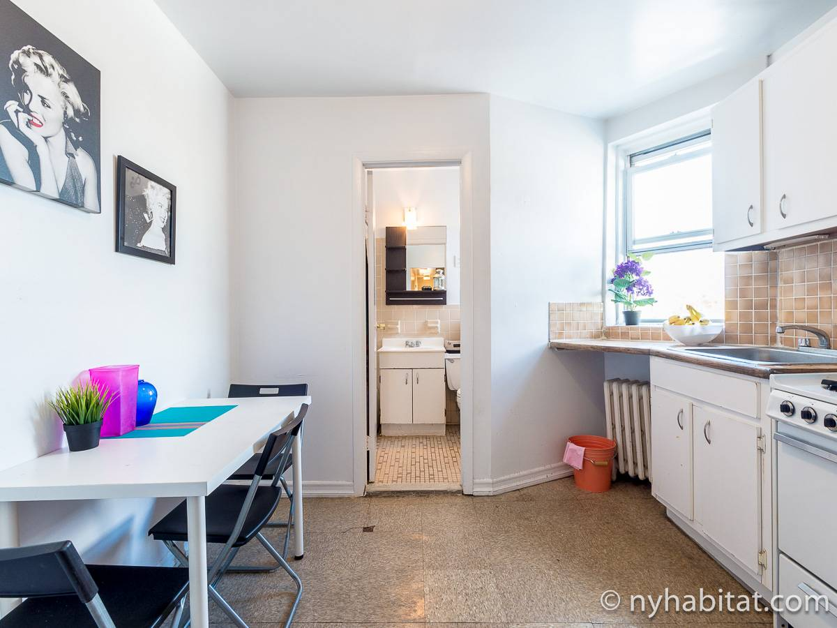 New York - 3 Bedroom roommate share apartment - Apartment reference NY-18064