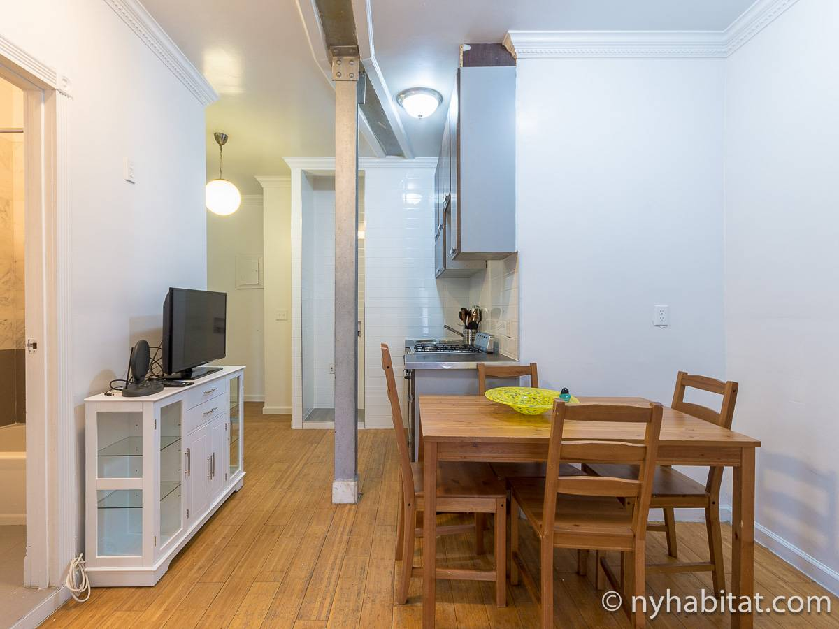 New York - 3 Bedroom apartment - Apartment reference NY-18069