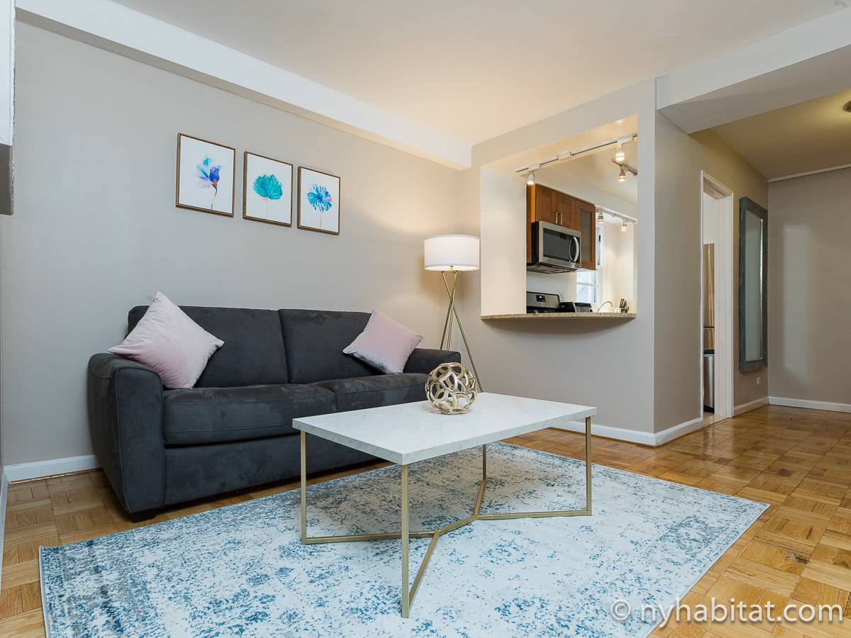 New York - 1 Bedroom apartment - Apartment reference NY-18070