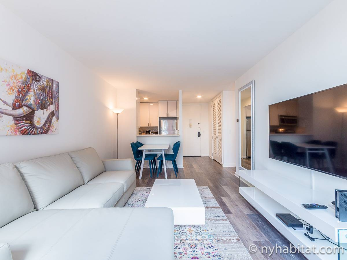 New York - 1 Bedroom apartment - Apartment reference NY-18072