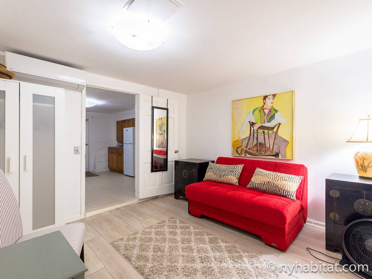 New York - 1 Bedroom apartment - Apartment reference NY-18074