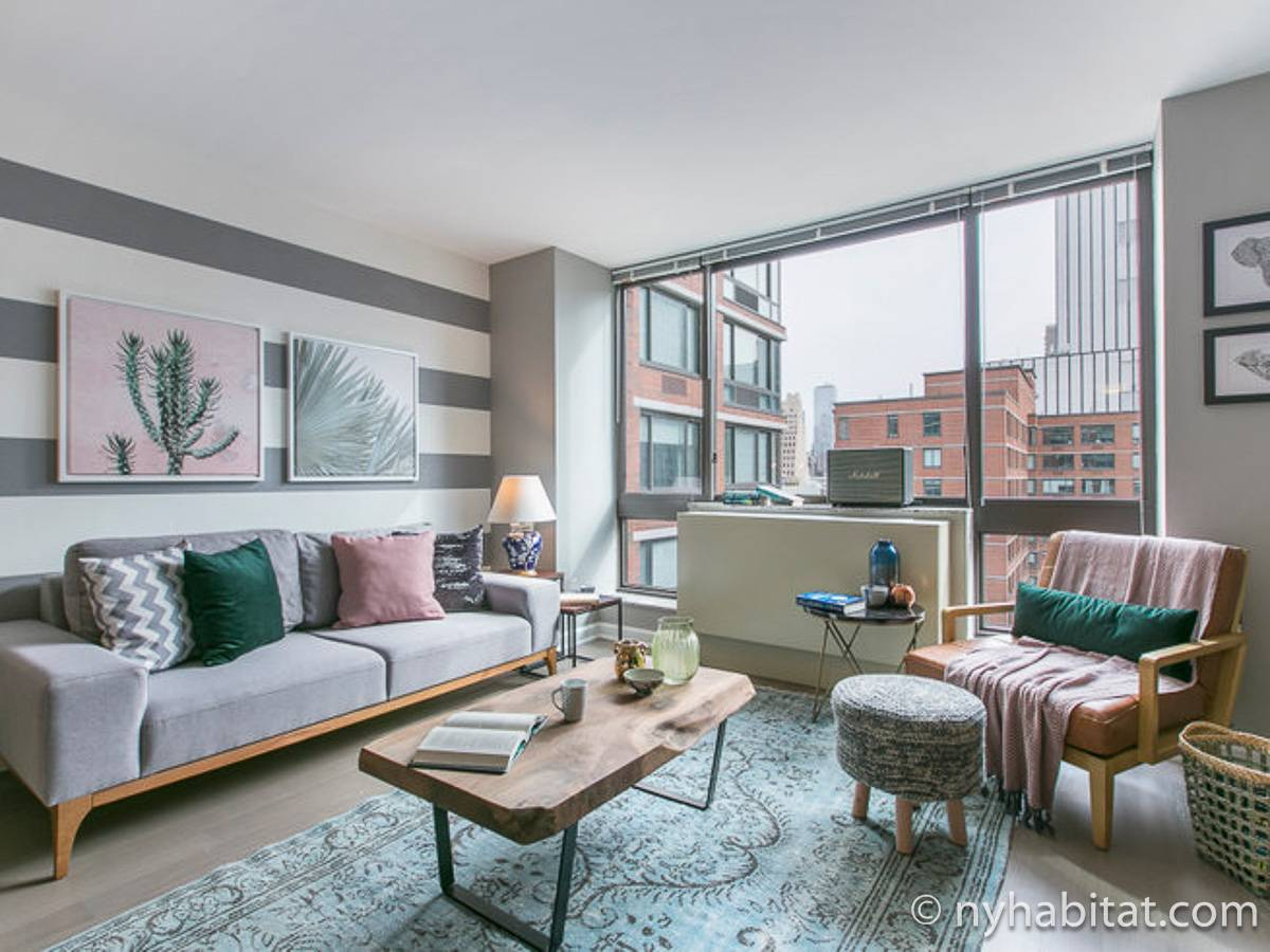 New York - 1 Bedroom apartment - Apartment reference NY-18077