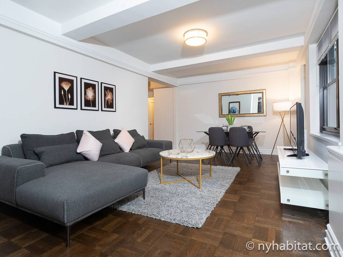New York - 1 Bedroom apartment - Apartment reference NY-18079