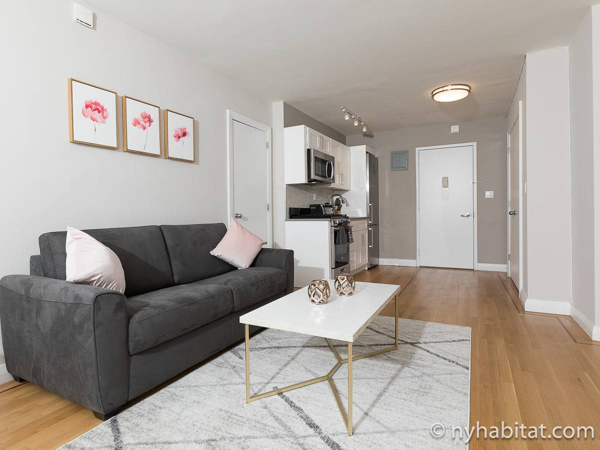 New York - Studio T1 logement location appartement - Appartement référence NY-18080