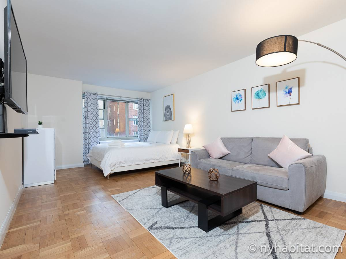 New York - Studio T1 logement location appartement - Appartement référence NY-18081