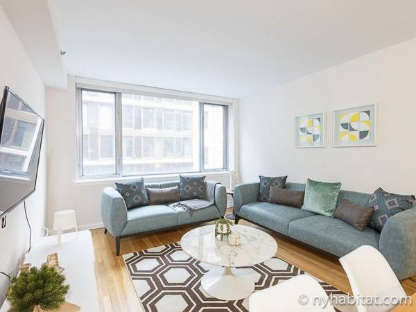 New York - 2 Bedroom apartment - Apartment reference NY-18083