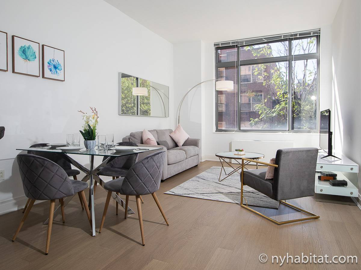 New York - 1 Bedroom apartment - Apartment reference NY-18091