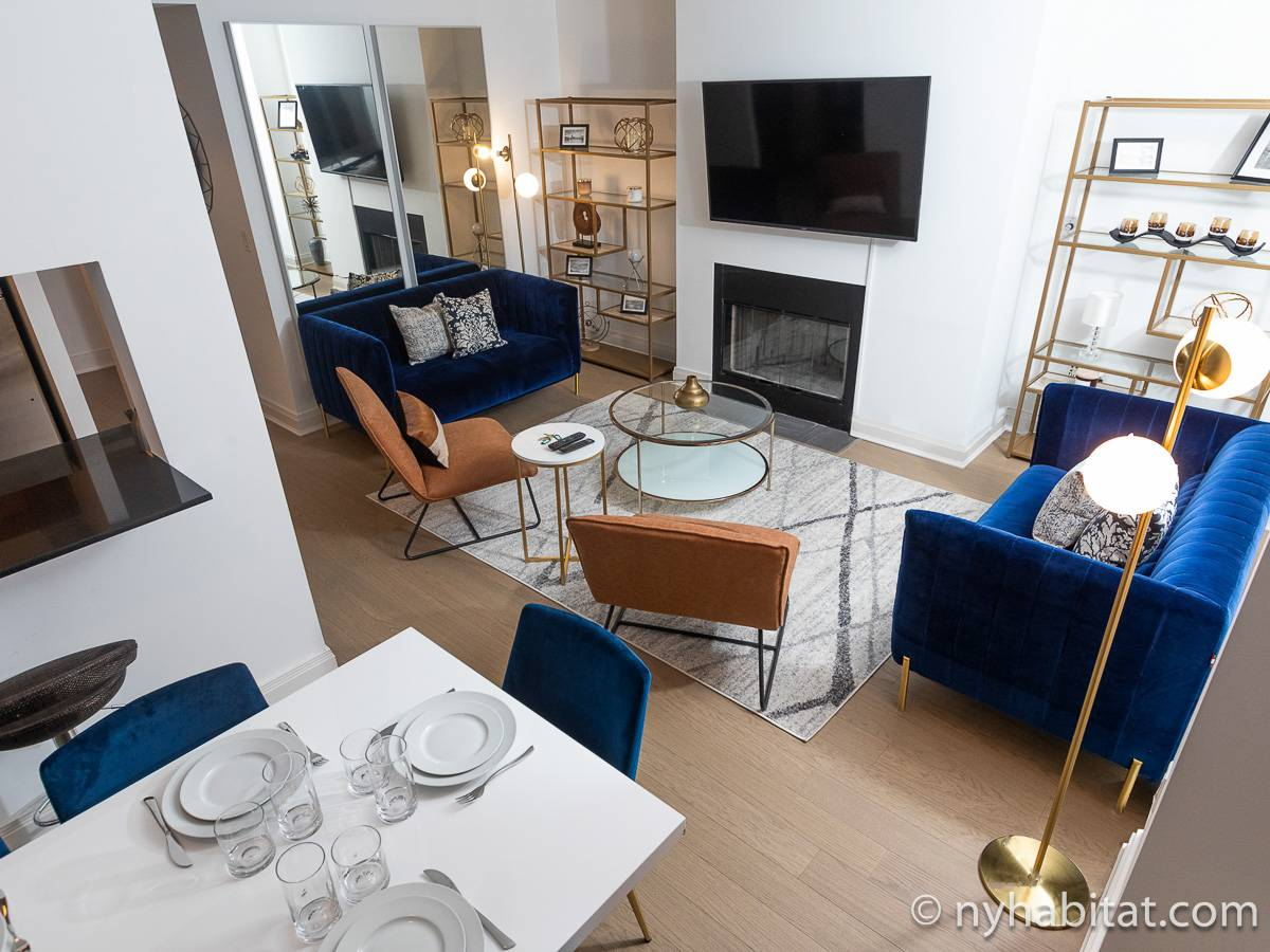 New York - 3 Bedroom apartment - Apartment reference NY-18092