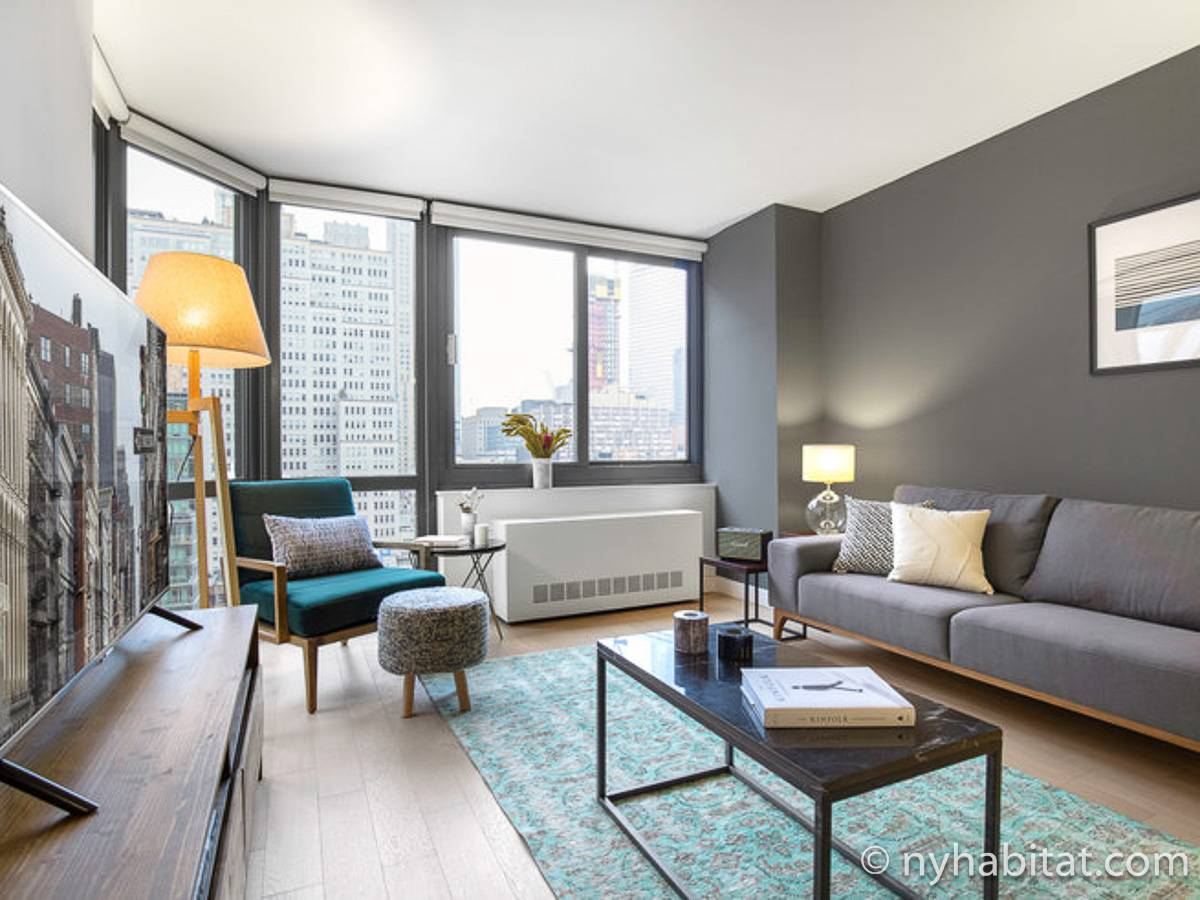 New York - 1 Bedroom apartment - Apartment reference NY-18094