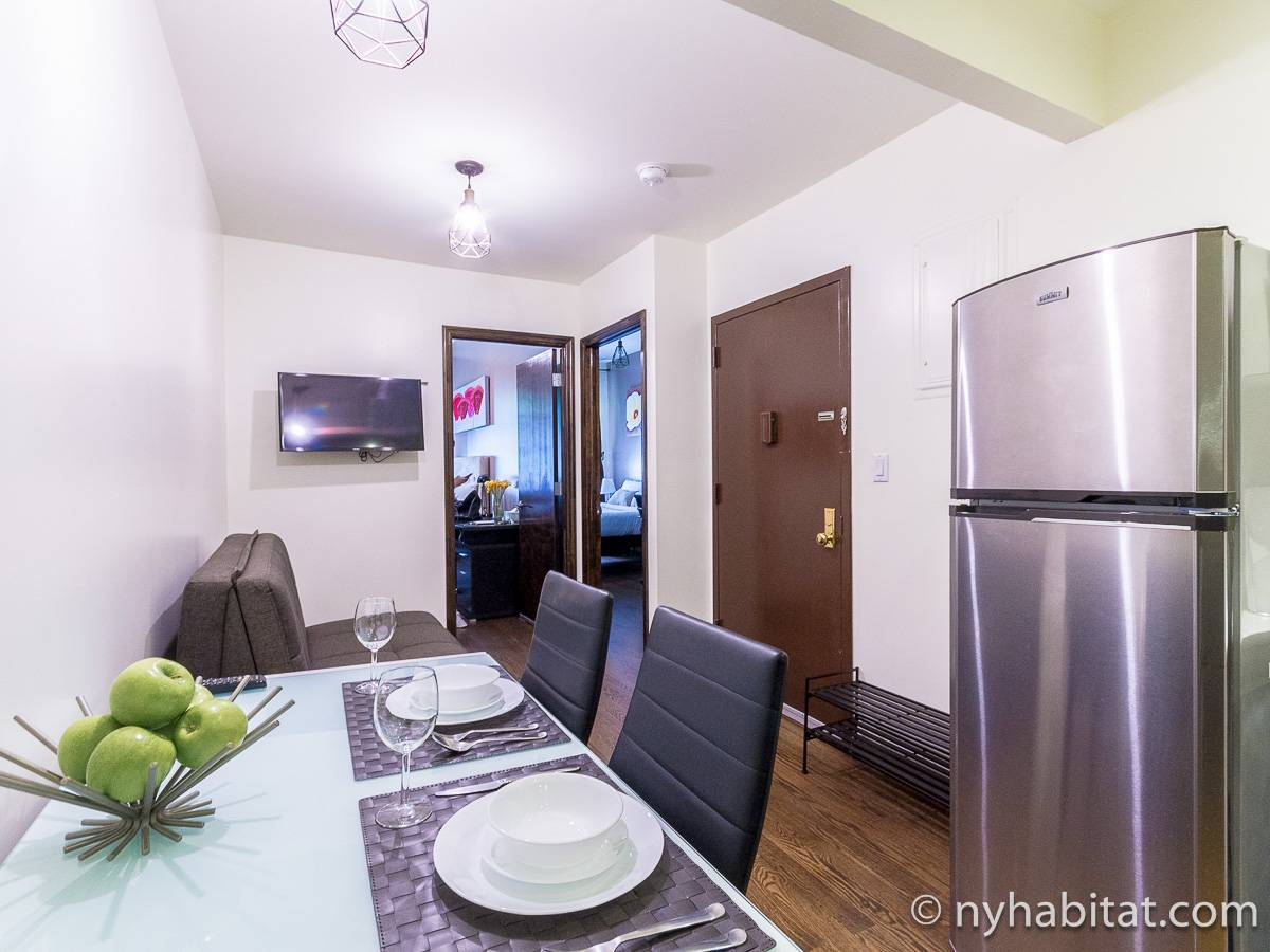 New York - 2 Bedroom apartment - Apartment reference NY-18098