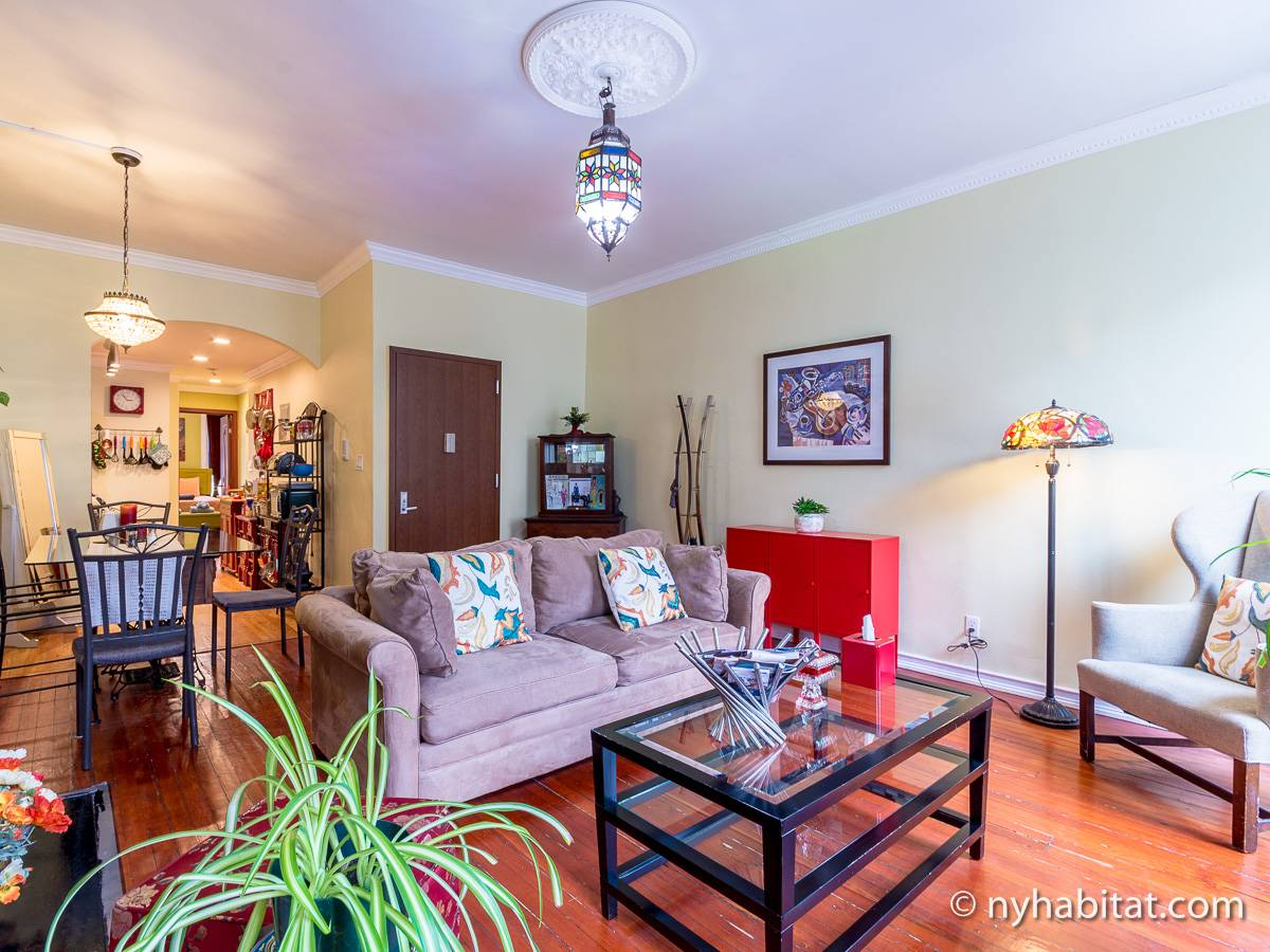 New York - 1 Bedroom apartment - Apartment reference NY-18103