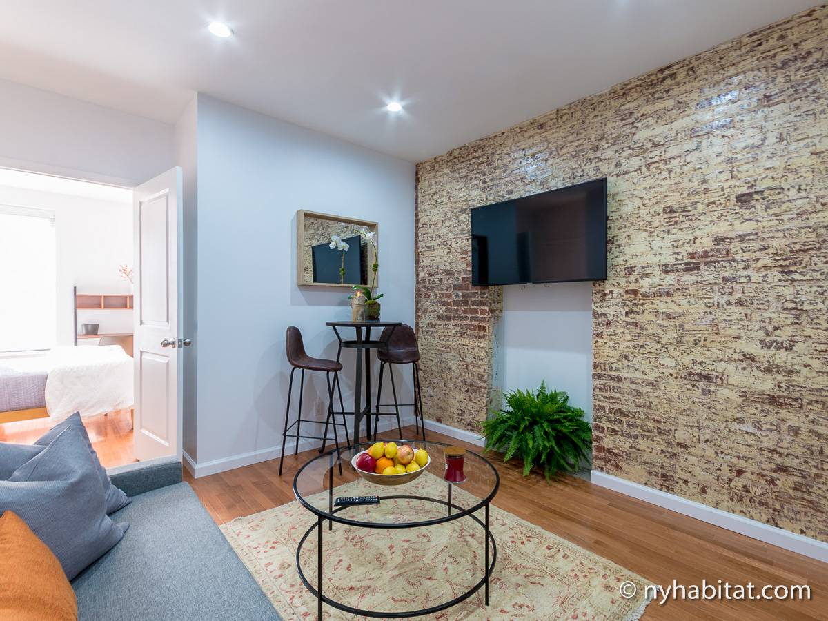 New York - 1 Bedroom apartment - Apartment reference NY-18105