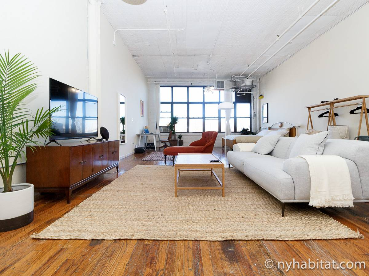 New York - Studio T1 logement location appartement - Appartement référence NY-18107