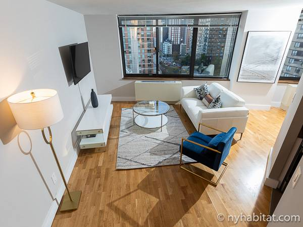 New York - 1 Bedroom apartment - Apartment reference NY-18108