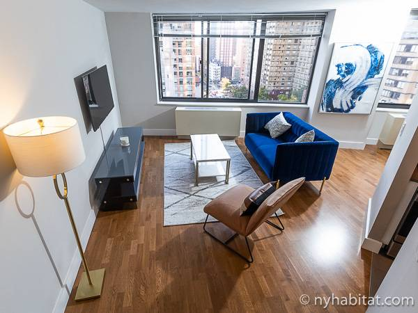 New York - 1 Bedroom apartment - Apartment reference NY-18109
