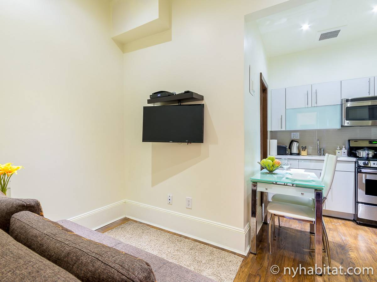 New York - 2 Bedroom roommate share apartment - Apartment reference NY-18112