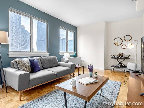 New York - 1 Bedroom apartment - Apartment reference NY-18118
