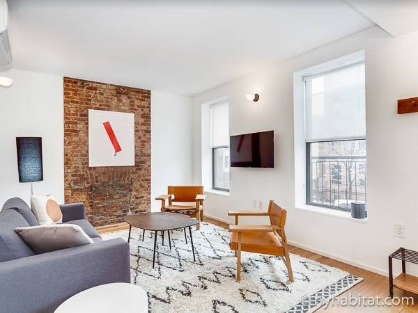 New York - 3 Bedroom roommate share apartment - Apartment reference NY-18124