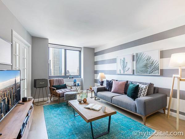 New York - 2 Bedroom apartment - Apartment reference NY-18130