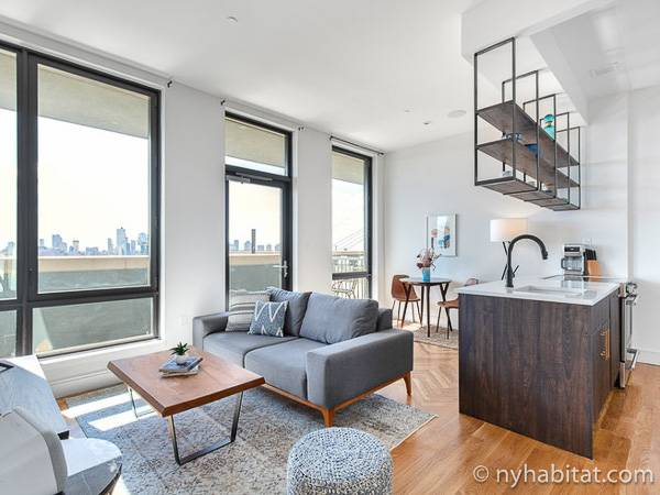 New York - 1 Bedroom apartment - Apartment reference NY-18135