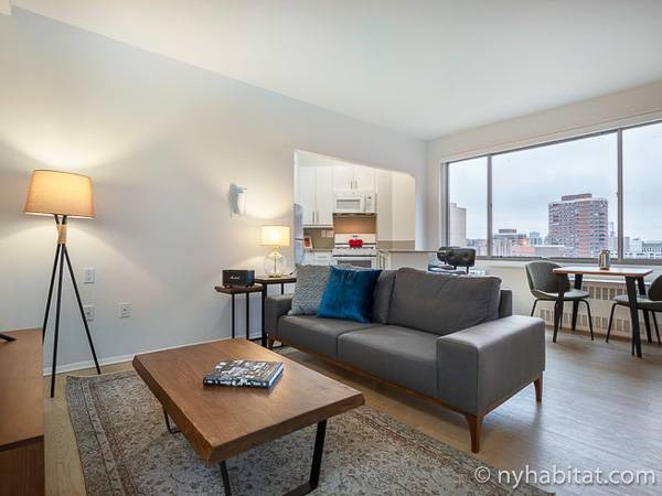 New York - 1 Bedroom apartment - Apartment reference NY-18137