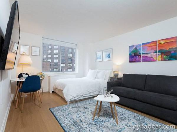 New York - Studio apartment - Apartment reference NY-18145