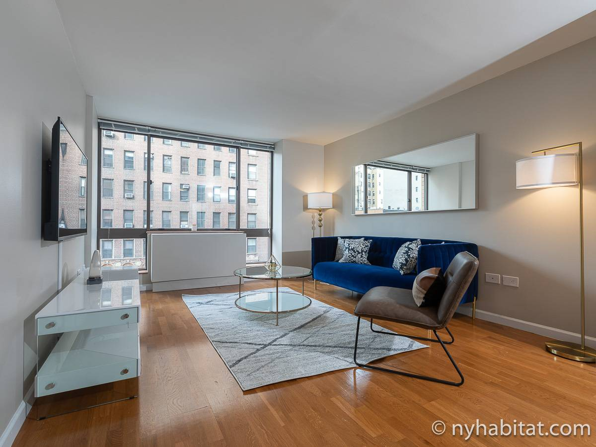 New York - 2 Bedroom apartment - Apartment reference NY-18148
