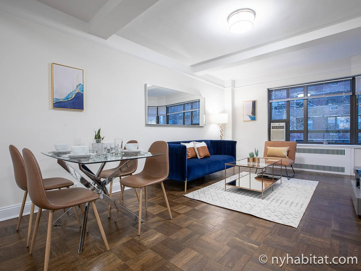 New York - 1 Bedroom apartment - Apartment reference NY-18155