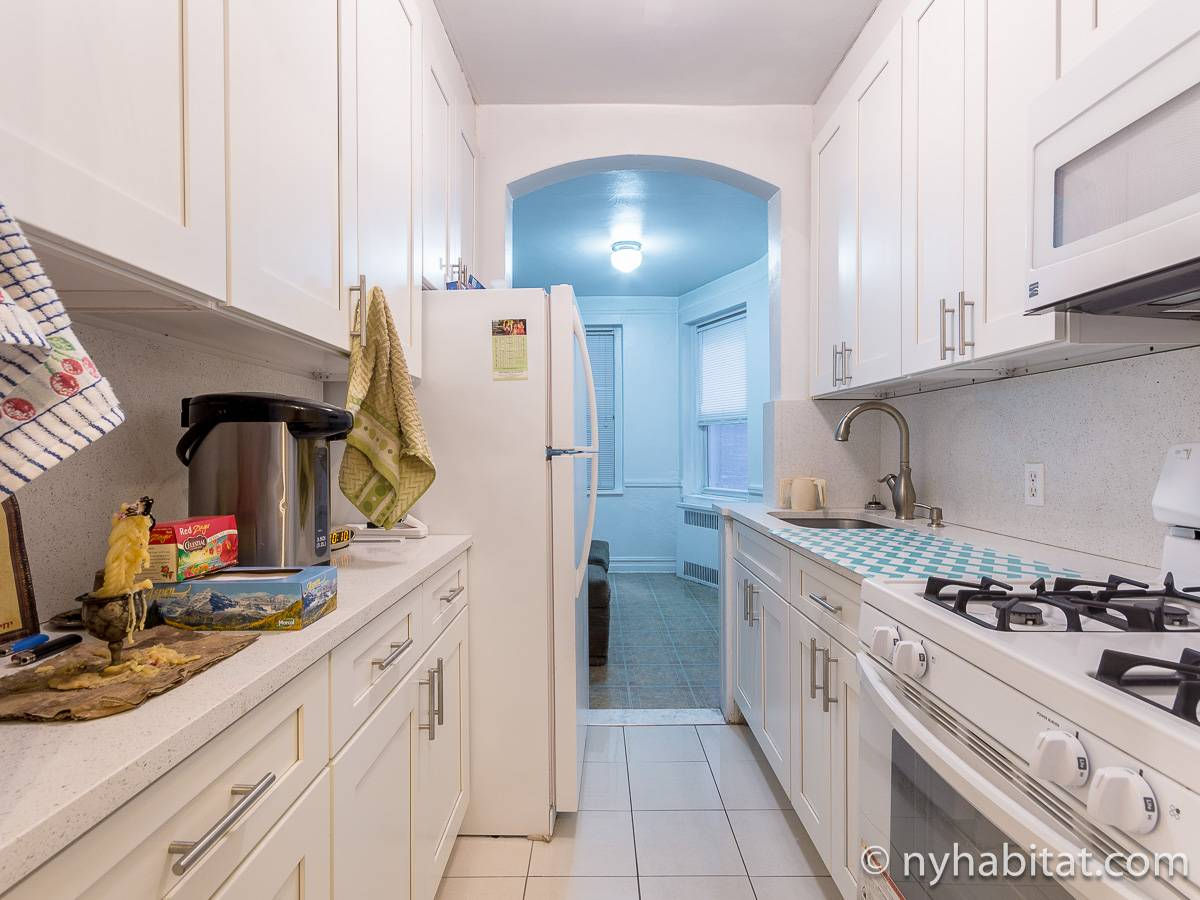 New York - 2 Bedroom roommate share apartment - Apartment reference NY-18157