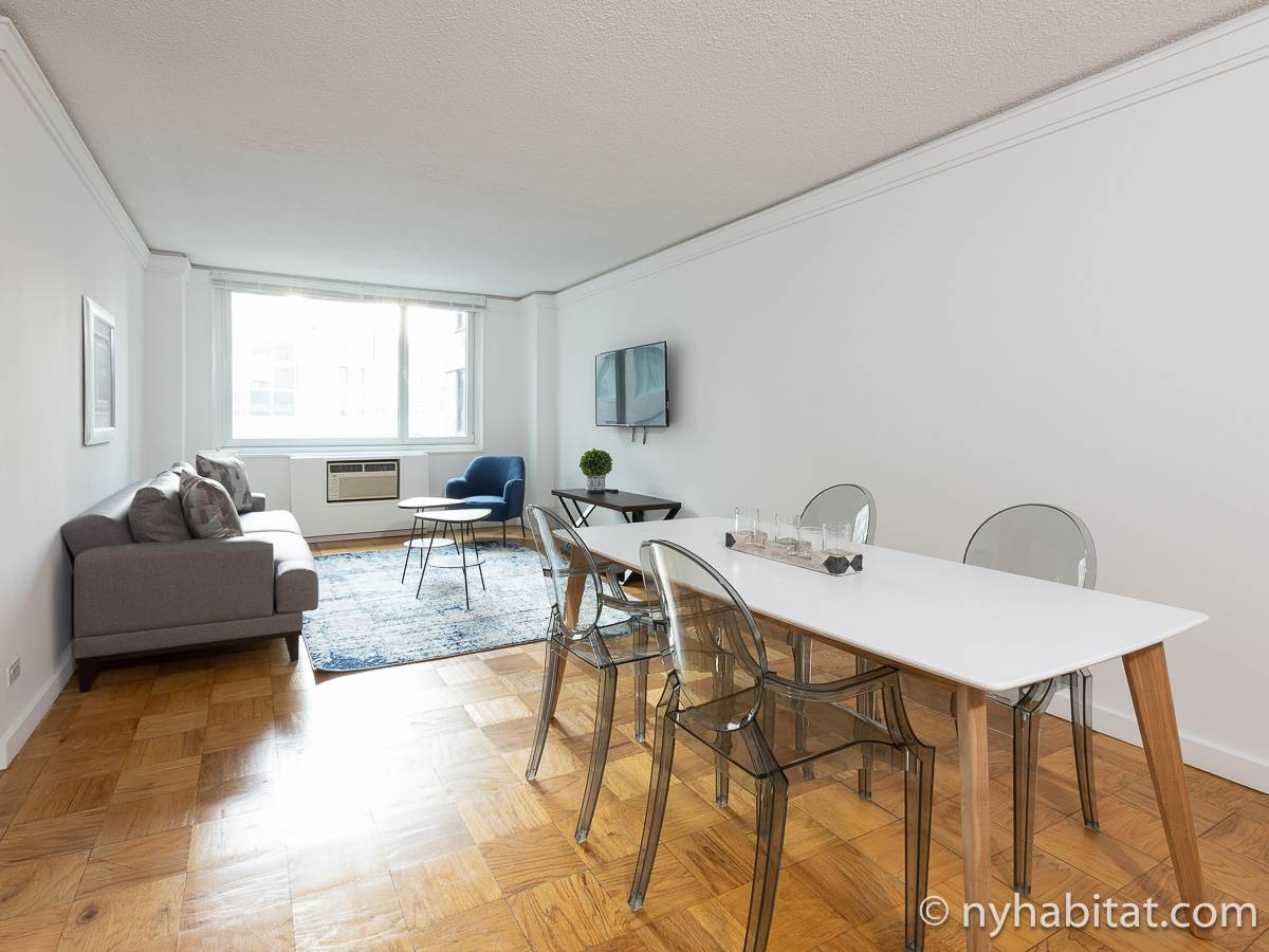 New York - 1 Bedroom apartment - Apartment reference NY-18161