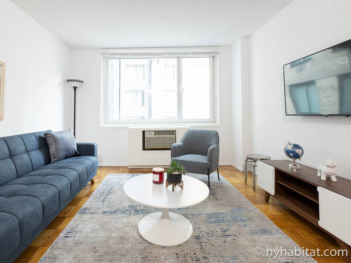 New York - 1 Bedroom apartment - Apartment reference NY-18162