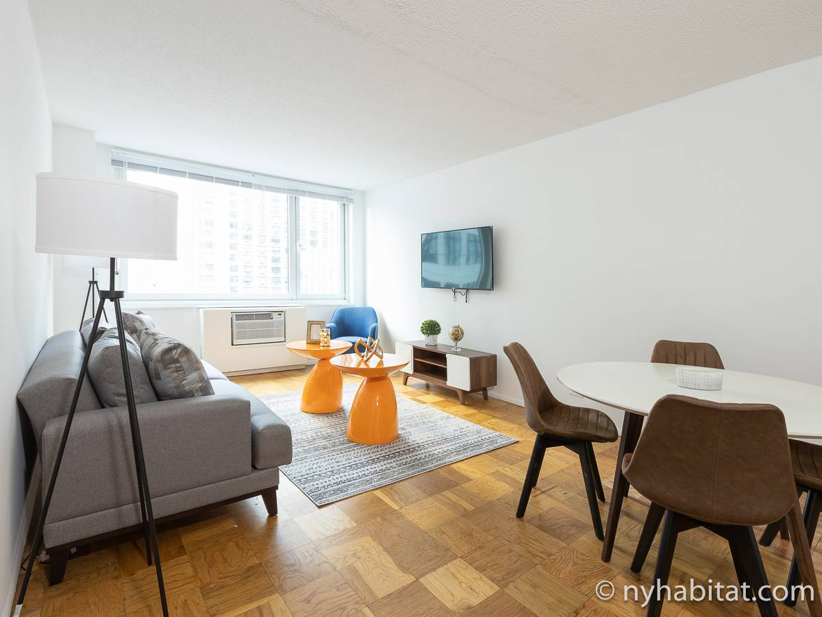 New York - 1 Bedroom apartment - Apartment reference NY-18163