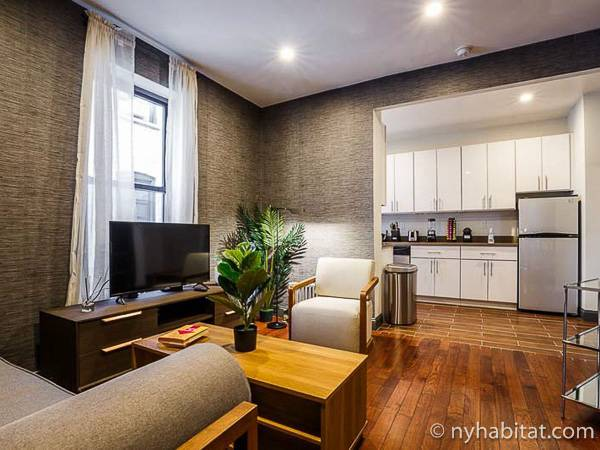 New York - 4 Bedroom roommate share apartment - Apartment reference NY-18164