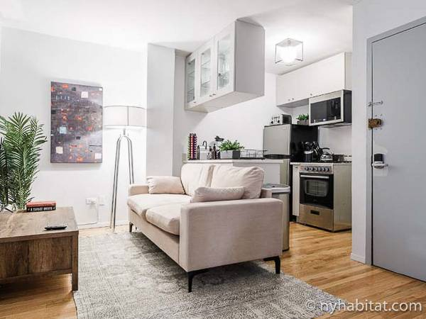 New York - 3 Bedroom roommate share apartment - Apartment reference NY-18166